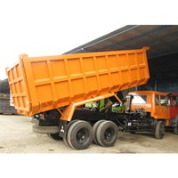 Distributor Dump Truck Unit Besar - U type 3