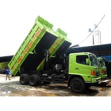 Dump Truck Unit Besar - U type