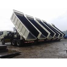 Dump Truck Unit Besar - Scope End