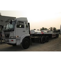 Truck Trailer 1