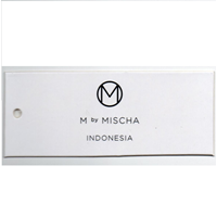 Jual Hang Tag Mischa Indonesia