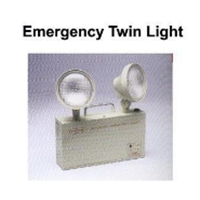 Emergency Twin Light