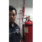 Fire Suppression FM 200 2
