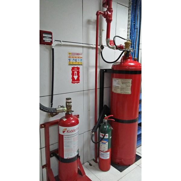Fire Suppression FM 200
