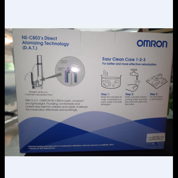 Nebulizer Omron NE-C803