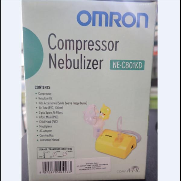 Nebulizer Omron NE-C801KD