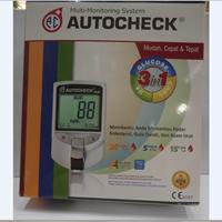 Auto Check GCU