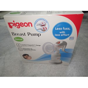Pompa ASI Pigeon Manual Breast Pump