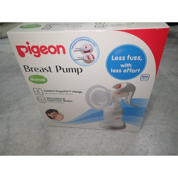 Pompa ASI Pigeon Manual Breast Pump