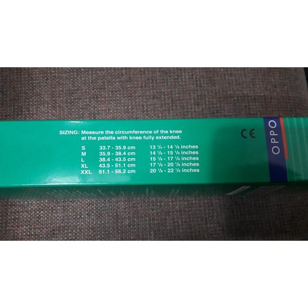 Oppo Knee Support 1022