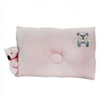 Happy Beauty New Born Pillow Koala Pink
