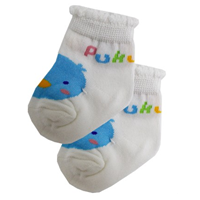 Jual Puku New Born Sock Light Blue