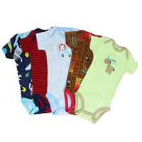 Jual Carter 5 in 1 Bodysuit Boy 9M