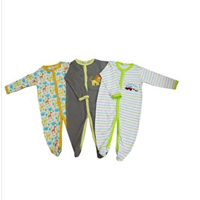 Jual Next Bean 3 in 1 Sleepsuit Boy 12m