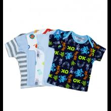 Carter 5 in 1 T-shirt Boy 6M
