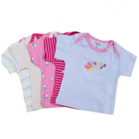 Jual Carter 5 in 1 T-shirt Girl 3M
