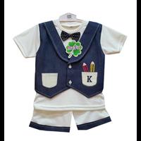 Jual Baby Boy De Vinata - Notif Rompi 2 Pensil