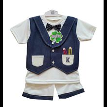 Baby Boy De Vinata - Notif Rompi 2 Pensil