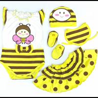 Jual Baby Jumper Set Vinata  5in1 Lebah