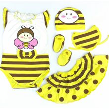 Baby Jumper Set Vinata  5in1 Lebah