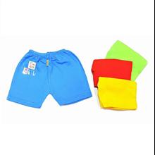 Celana Pendek Bayi Vinata Warna