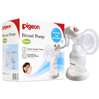 Pompa ASI Breast Pump Pigeon Manual