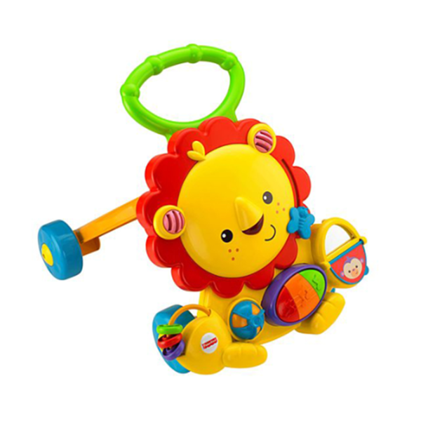 Baby Walker Fisher Price Learn With Me Lion Walker