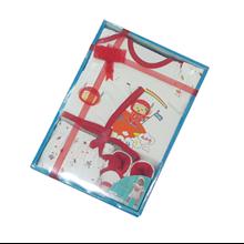 Baby Gift Set Kiddy Panda Panda Merah
