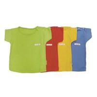 Distributor Kaos Oblong Bayi Vinata Polos Tua – Lengan Pendek  Size S isi 6 3