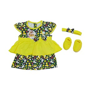 Baju Bayi Dress Anak Vinata  VO - OWL