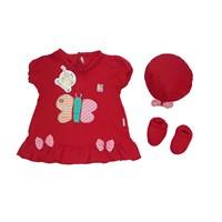 Jual Baju Bayi Dress Anak Vinata VO - BUTTERFLY 2
