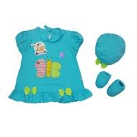 Baju Bayi Dress Anak Vinata VO - BUTTERFLY 1