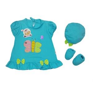 Baju Bayi Dress Anak Vinata VO - BUTTERFLY