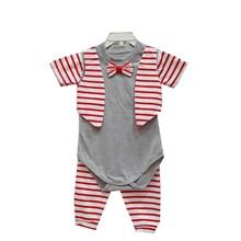 Pakaian Bayi Jumper Viinata Dev Vr - Stripy Tie