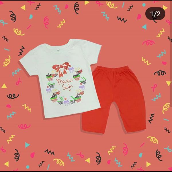 Pakaian Bayi Setelan Vinata Dev Vo - Cakes