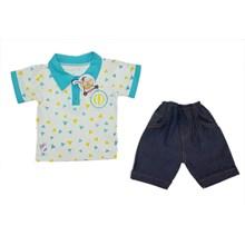 Pakaian Bayi Setelan Bayi Vinata Dev Vy - Pattern PD