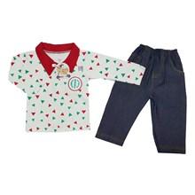 Pakaian Bayi Setelan Bayi Vinata Dev I0 - Pattern PJ