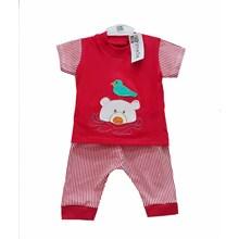 Pakaian Bayi Setelan Bayi Vinata Dev Vo - Bear Bird