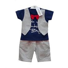 Pakaian Bayi Setelan Bayi Vinata Dev Vo - Ribbon Boy