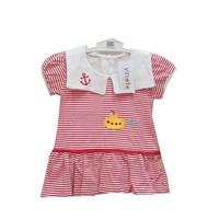 Jual Baju Bayi Dress Anak Vinata Dev Ey - Ship Stripy