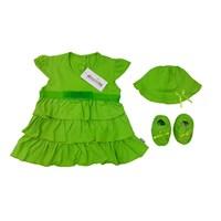 Jual Baju Bayi Dress Anak Vinata  Dev Vo - Simple Ribbon