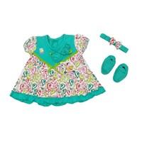 Jual Baju Bayi Dress Anak Vinata  Dev Vo - Rose