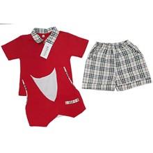 Pakaian Bayi Setelan Bayi Vinata Dev IS - Burberry Vest