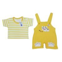 Jual Pakaian Bayi Setelan Bayi Vinata Dev EA - Baby Cat
