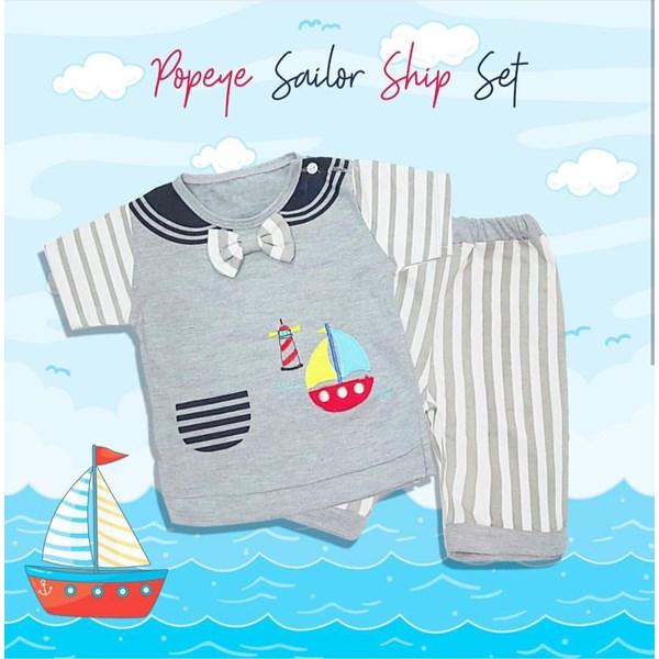 Pakaian Bayi Setelan Bayi Vinata Dev Vo - Ship