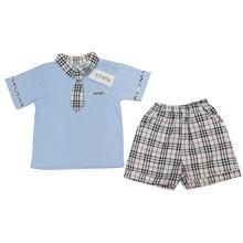 Pakaian Bayi Setelan Bayi Vinata Dev IS - Burberry Tie