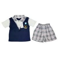 Jual Pakaian Bayi Setelan Bayi Vinata Dev Is - Burberry Bears