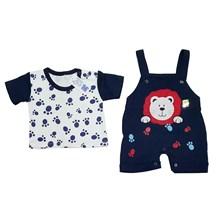 Pakaian Bayi Setelan Bayi Vinata Dev Ea - Lion