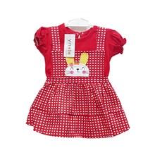 Jumpsuit Bayi Dress Anak Vinata Dev Vu - Rabbit White