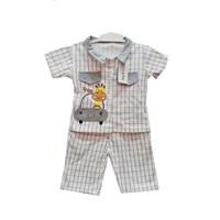 Jual Pakaian Bayi Setelan Bayi Vinata Dev Vo - Giraffe